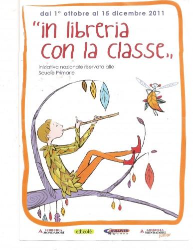 alunni in libreria 2011, libreria mondadori augusta, scuola augusta, progetti scuole siracusa,